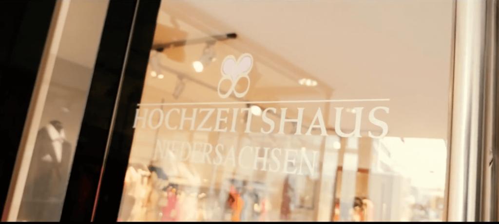 Hochzeitshaus Niedersachsen Brautmodengeschäft