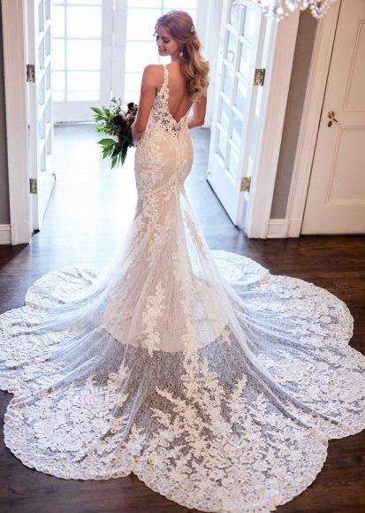 Brautkleider Hochzeitskleid Spitze