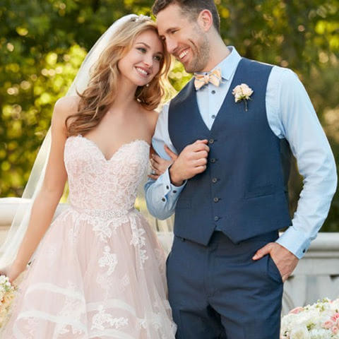 Hochzeitsanzug Bräutigam Mode