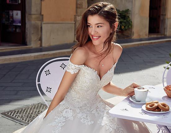 Hochzeitskleid-Prinzessin