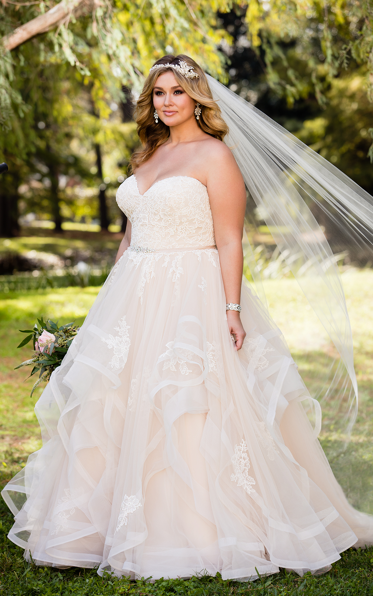 Brautkleider plus size
