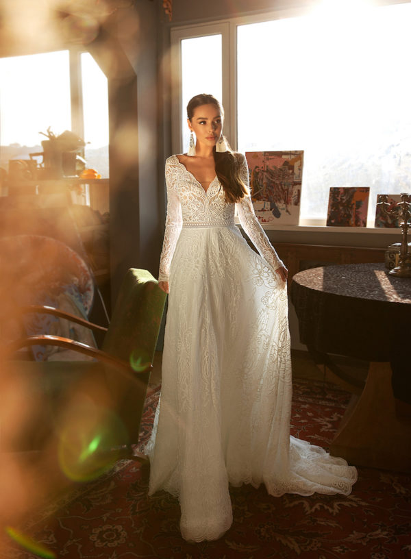 Brautkleider Ärmel