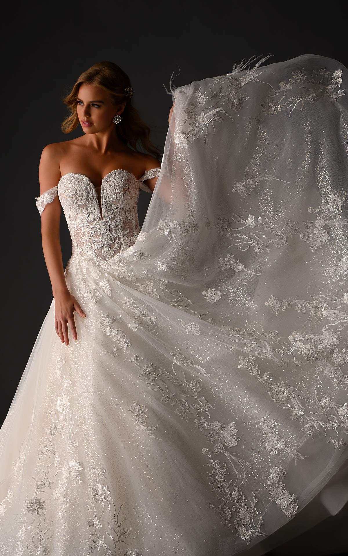 Designer Brautkleid Essense