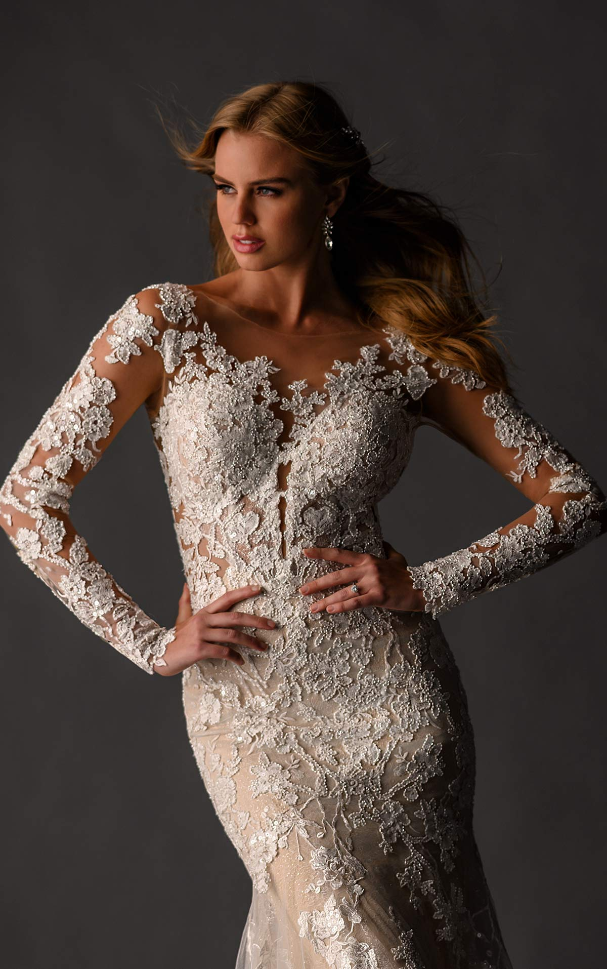 Designer Brautkleid Martina Liana