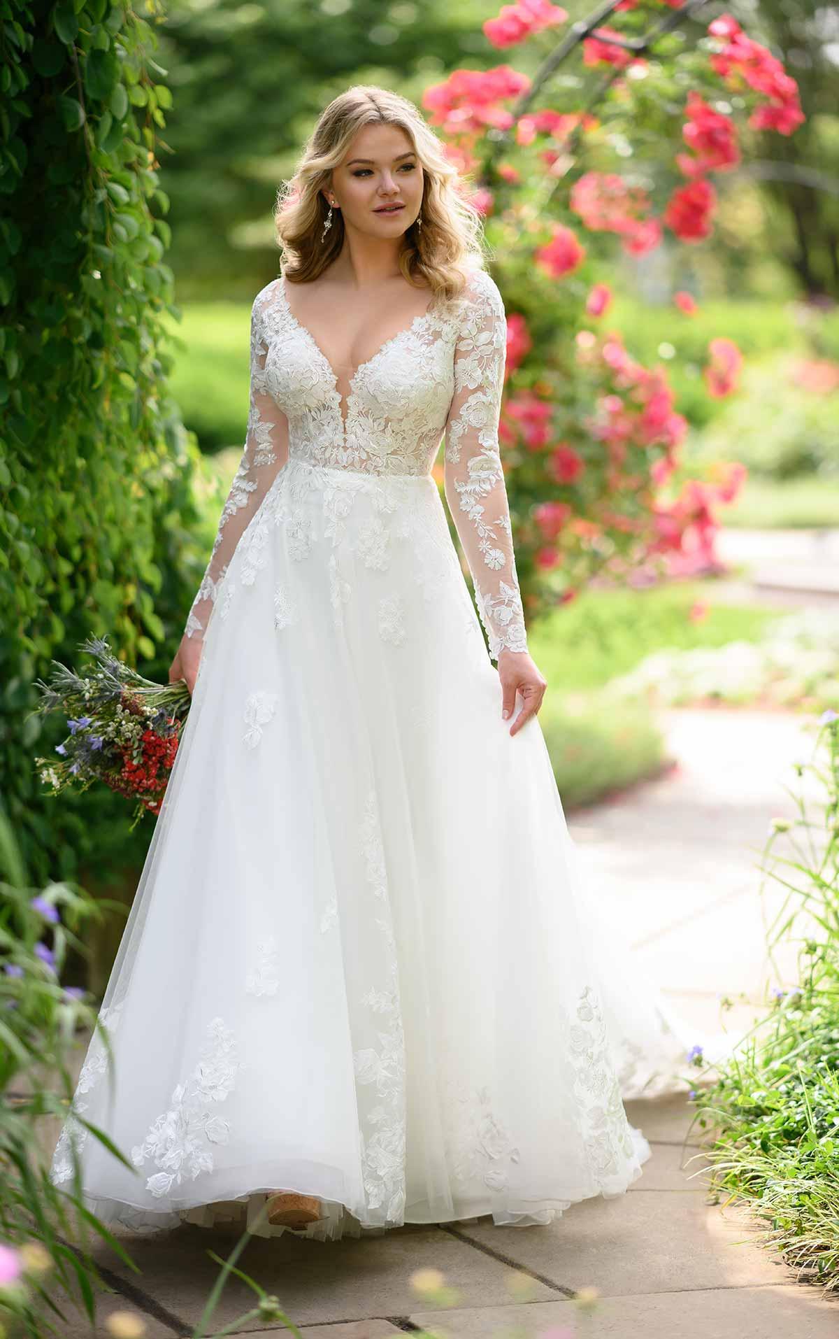 Hochzeitskleider Spitze