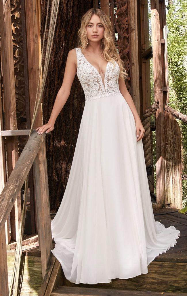 Standesamt Kleid | Schlichte und kurze Brautkleider fürs ...